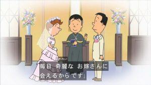堀川君 綺麗なお嫁さんにに会えるから