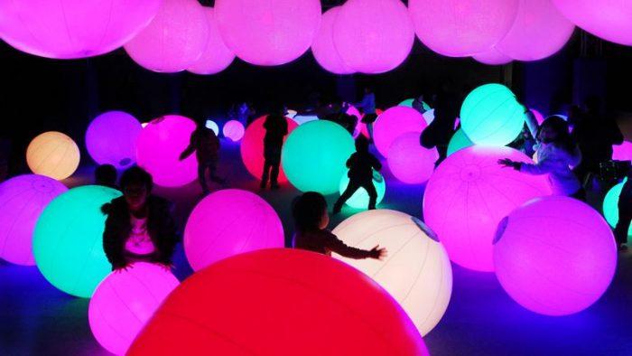光のボールでオーケストラ / Light Ball Orchestra