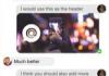チャット風メールアプリ Hot